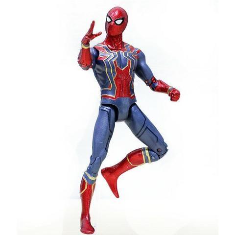 Boneco Homem Aranha 17cm Os Vingadores Marvel - Promoção!!! - Foto 3