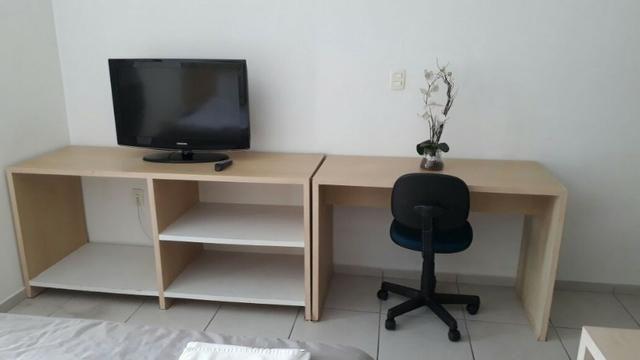 Apartamento em Ponta Negra - 35m² - Rota do Sol Roberto Freire - Foto 14
