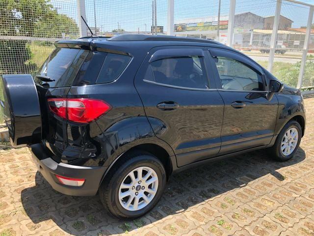 Ecosport 1.5 se 2018 automático, único dono, garantia de fábrica. - Foto 5