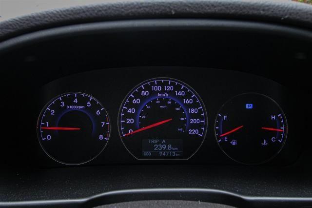 HYUNDAI SANTA FÉ 2011/2012 2.4 MPI 2WD 16V GASOLINA 4P AUTOMÁTICO - Foto 9