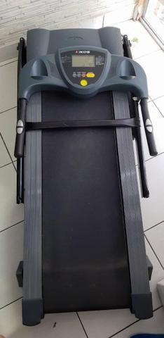 Esteira Kikos, Profissional E800 Luxe até 120 Kl Motor 2, 15 HPM (E800B) - Foto 4
