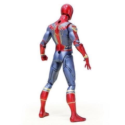 Boneco Homem Aranha 17cm Os Vingadores Marvel - Promoção!!! - Foto 6