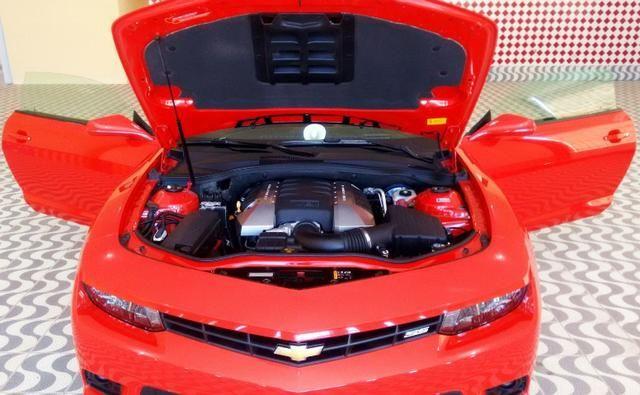 """Chevrolet Camaro 2014 - 18.050 km """"Novissímo"""" - Foto 8"""