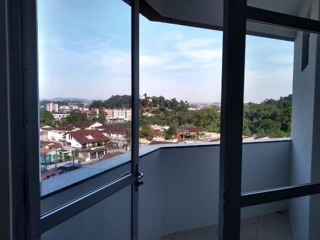 Apartamento no residencial Amazonas próximo ao Elias Moreira no Floresta - Joinville - SC - Foto 5