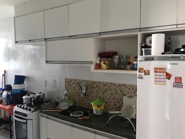 R$ 155.000 Apartamento com 3 dormitórios à venda, 62 m² - valparaíso - serra/es - Foto 2