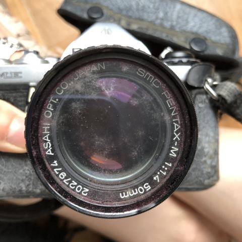 Máquina fotográfica manual pentax - Foto 2