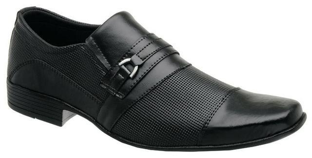 Promoção Relâmpago * Sapato Social Masculino - Confortável - Foto 2