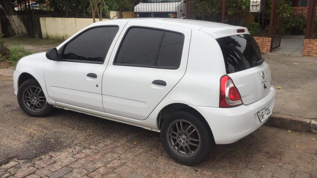 Renault Clio Expre. FLEX 4P Un. Dono - Foto 4