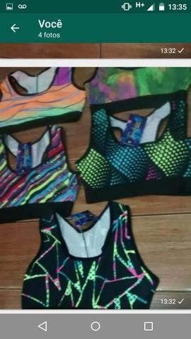 Vendo moda fitnees busco parceria em lojas