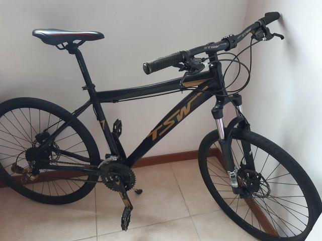 Vendo Bike TSW R$ 900 - Foto 5
