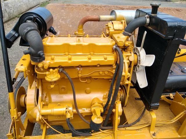 Rolo compactador de arrasto motorizado - Foto 3