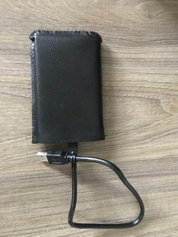 HD de 500 Gb com Case - Foto 5