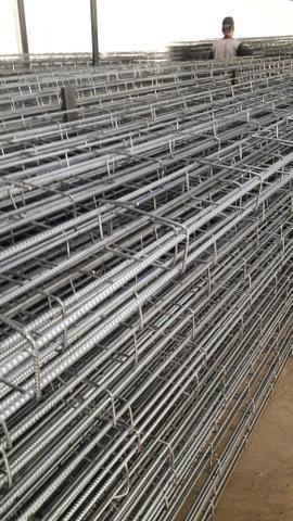 Coluna Trelica Barra de ferro direto da distribuidora - Foto 4