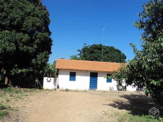 Fazenda georreferenciada 2600 hect Bonito de Minas, MG