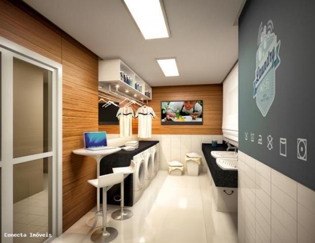 Apartamento para venda em vitória, praia do canto, 2 dormitórios, 1 suíte, 2 banheiros, 2  - Foto 4