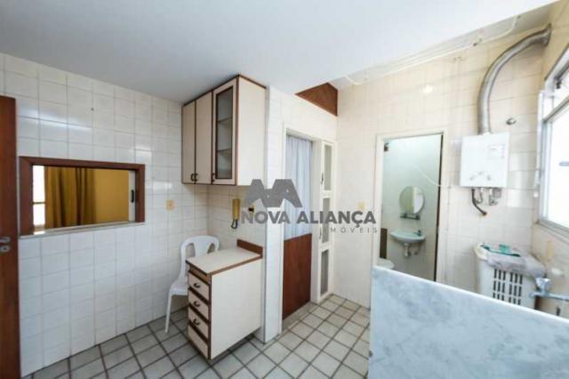 Apartamento à venda com 1 dormitórios em Tijuca, Rio de janeiro cod:NTAP10170 - Foto 17