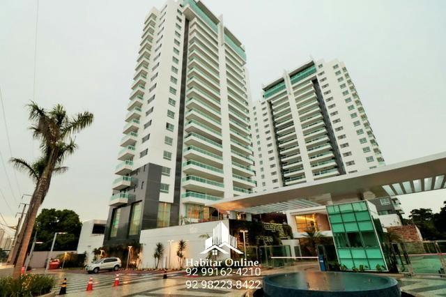 Atmosphere apartamento no Adrianópolis alto padrão na promoção