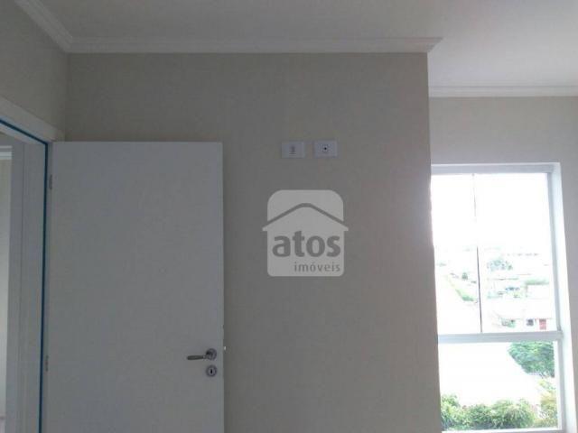 Apartamento residencial à venda, afonso pena, são josé dos pinhais. - Foto 9