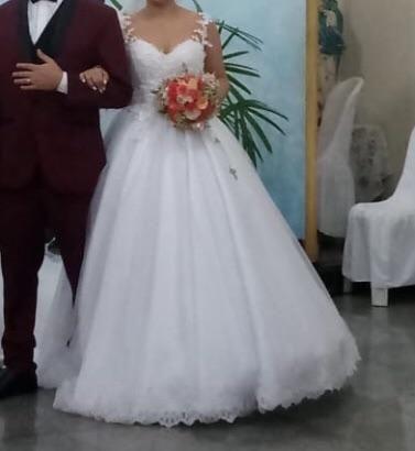 39cb38642 Vestido de noiva - Roupas e calçados - Jardim Jasmim