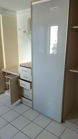 Vendo apartamento no Condomínio Ville de Nice em Capim Macio, 63m² 3/4 sendo uma suite - Foto 18