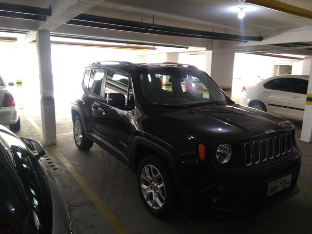 Jeep Renegade Sport 2019 Pago Completo