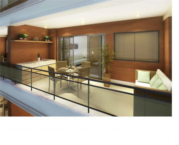 Apartamento residencial à venda com 04 suítes, meireles, fortaleza. - Foto 9