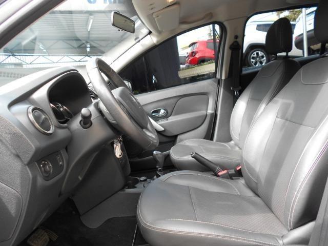 Renault Logan 1.6 Dynamique Automático Flex - Foto 16