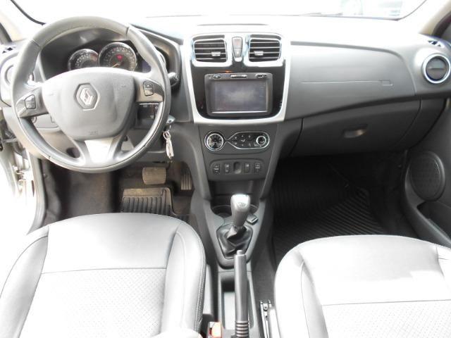 Renault Logan 1.6 Dynamique Automático Flex - Foto 18