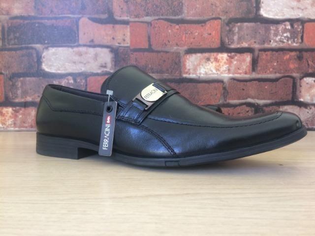 404431735 Sapato Social Ferracini Preto - Roupas e calçados - Cidade Nova ...