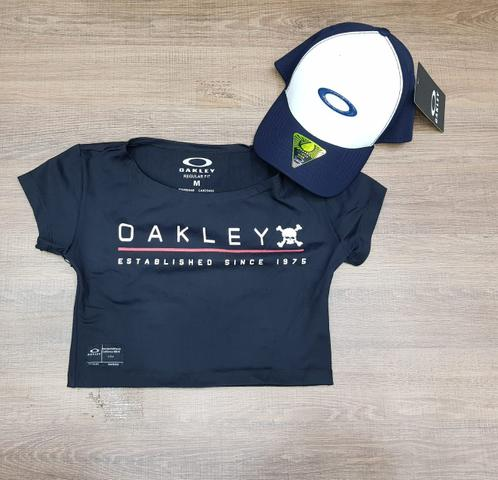 becab9f010 Camisetas Oakley Feminina - Roupas e calçados - Parque São Miguel ...