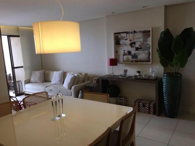Apartamento residencial à venda com 03 suítes, aldeota, fortaleza. - Foto 17