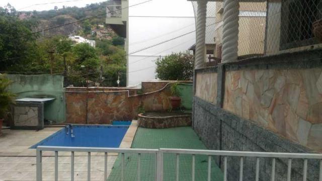 Casa à venda com 3 dormitórios em Grajaú, Rio de janeiro cod:MICA30042 - Foto 9