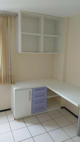 Vendo apartamento no Condomínio Ville de Nice em Capim Macio, 63m² 3/4 sendo uma suite - Foto 14