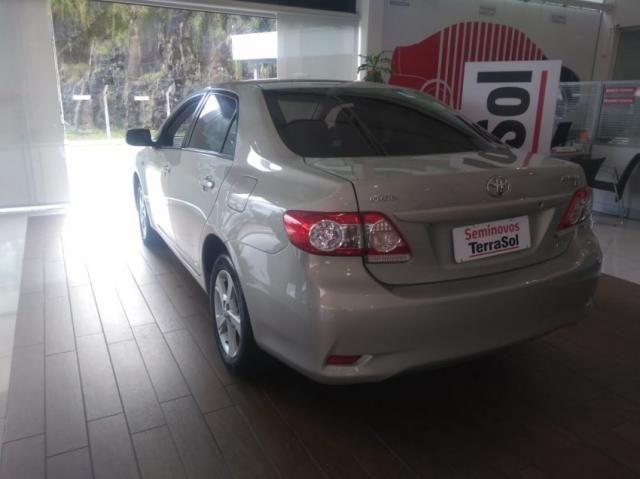 Toyota Corolla XEI 2.0 Automático 5P - Foto 3