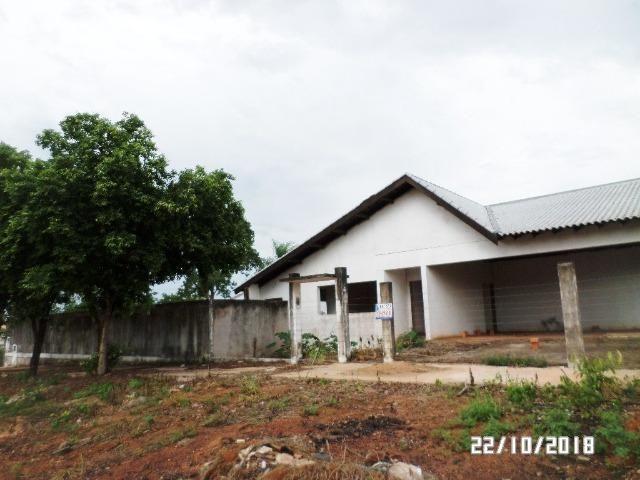 Vende-se casa em construção na Vila Goulart - Rondonópolis/MT - Foto 2