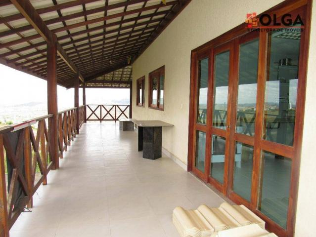 Casa com 05 quartos em condomínio de alto padrão, à venda - Gravatá/PE - Foto 20