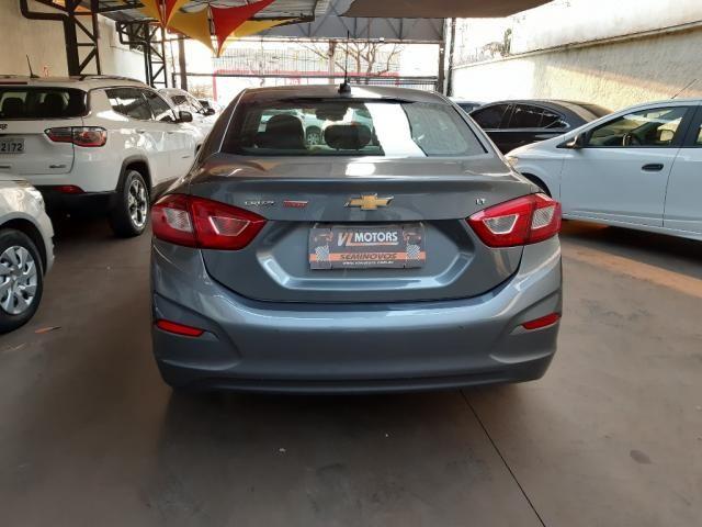 Chevrolet Cruze 1.4 TURBO LT 16V FLEX 4P AUTOMATICO  - Foto 3