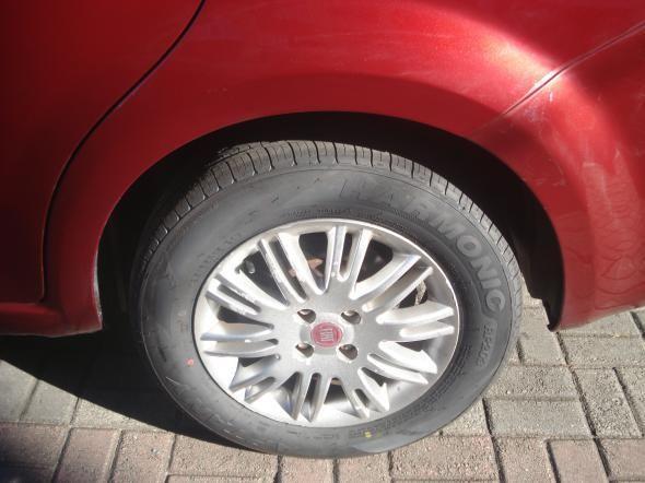 Fiat Linea 1.9/ HLX 1.9/ 1.8 Flex 16V 4p 2008/2009 - Foto 7