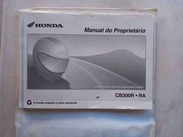 Vende se manual moto 300 - Foto 2