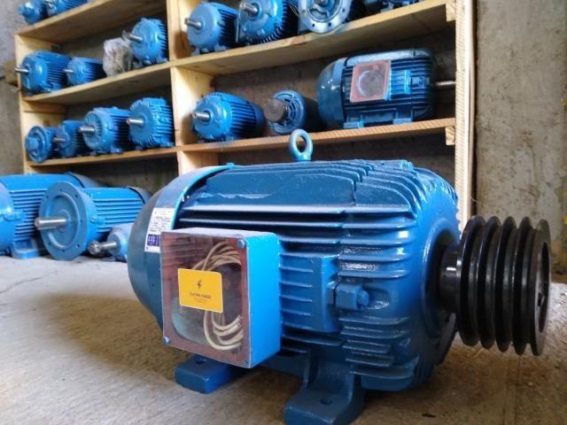 Rebobinagem de Motores elétricos e manutenção industrial - Foto 2