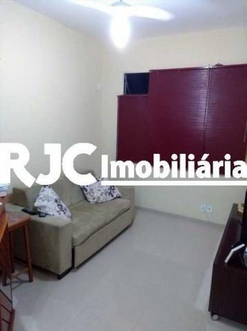 Apartamento à venda com 1 dormitórios em Tijuca, Rio de janeiro cod:MBAP10853 - Foto 3