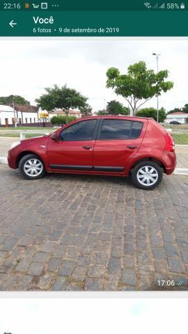 Carro Renault Sandero expression 1.6 8v - Foto 5
