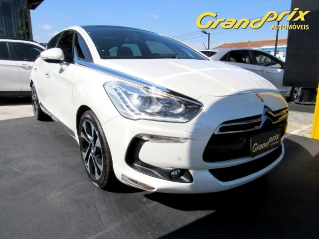 CITROËN DS5 2016 1.6 SO CHIC 16V 165CV TURBO INTERCOOLER GASOLINA 4P AUTOMÁTICO BRANCO  - Foto 15