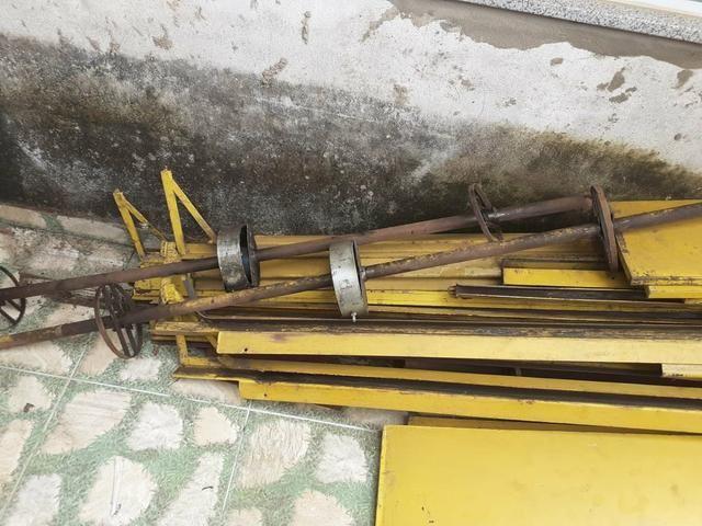 Portas de rolo ferro - Foto 2