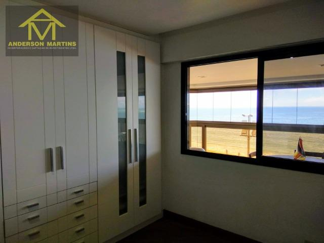 Excelente 4 quartos frente ao mar da Praia da Costa - Foto 11