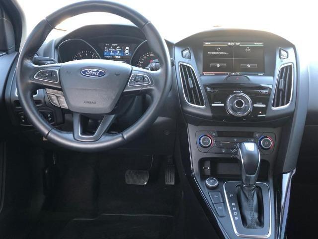 Ford Focus Titanium Plus 2016 Hatch - Foto 5