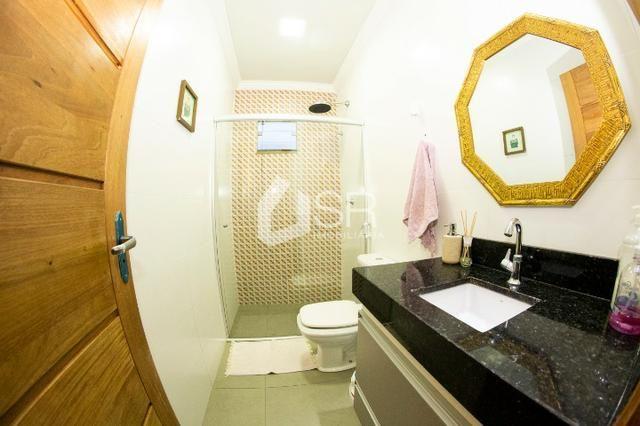Casa mobiliada no condomínio Alberto Jaquier, com 03 suítes - Foto 8