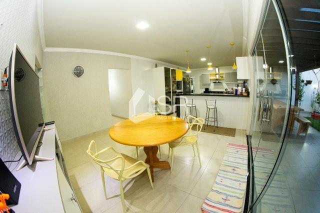 Casa mobiliada no condomínio Alberto Jaquier, com 03 suítes - Foto 16