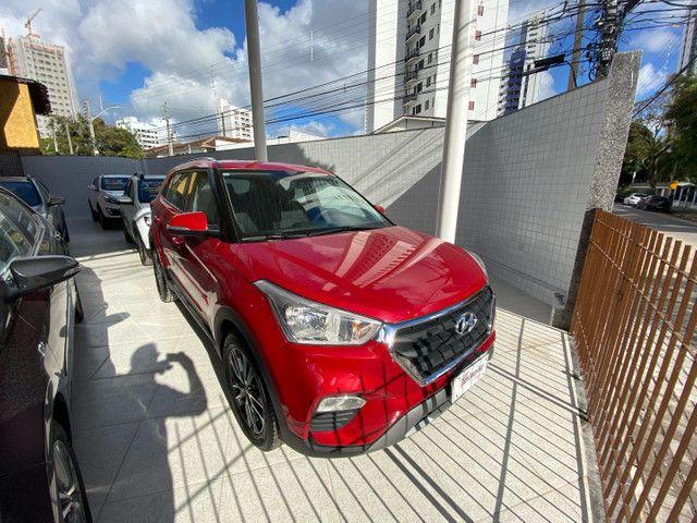CRETA PULSE 2018, 1.6 AUTOMÁTICO , 29.000km, ÚNICA DONA, IMPERDÍVEL ! - Foto 5