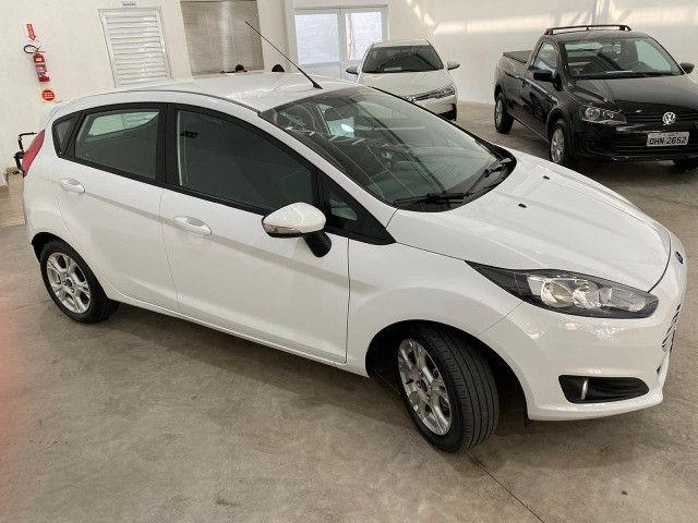 New Fiesta SEL Automático 2017 Único Dono. 30.000 KM - Foto 7